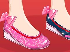 Princess Shoe Design